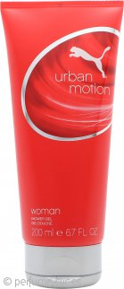 Puma Urban Motion Women Gel de Ducha 200ml