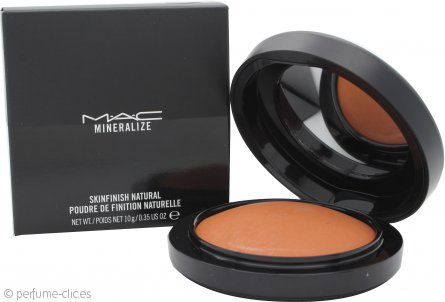 MAC Mineralize Skinfinish Natural Polvo Facial 10g - Polvo Solar