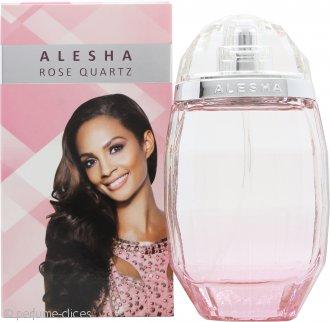 Alesha Dixon Alesha Rose Quartz Eau De Toilette 100ml Vaporizador