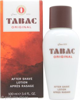 Mäurer & Wirtz Tabac Original Loción Aftershave 100ml Splash