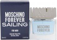 Moschino Forever Sailing Eau de Toilette 30ml Vaporizador