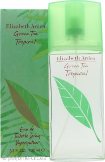 Elizabeth Arden Green Tea Tropical Eau de Toilette 100ml Vaporizador