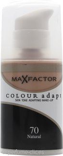 Max Factor Colour Adapt Base 34ml - #70 Natural