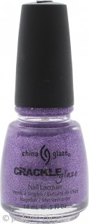 China Glaze Crackle Glaze Laca de Uñas Luminosa 14ml