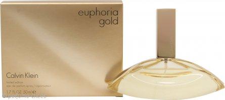 Calvin Klein Euphoria Gold Eau de Parfum 50ml Vaporizador