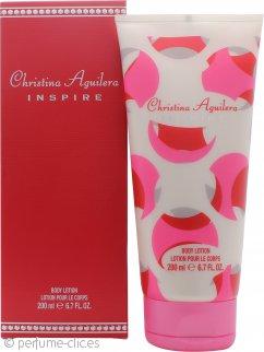 Christina Aguilera Inspire Loción Corporal 200ml