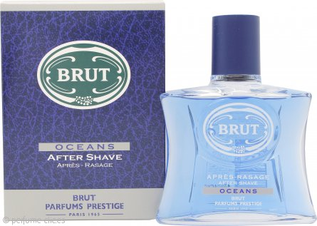 Brut Oceans Loción Aftershave 100ml Splash