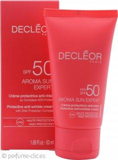 Decleor Aroma Sun Expert Crema Protectora Anti-Arrugas 50ml FPS 50