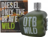 Diesel Only The Brave Wild Eau de Toilette 125ml Vaporizador