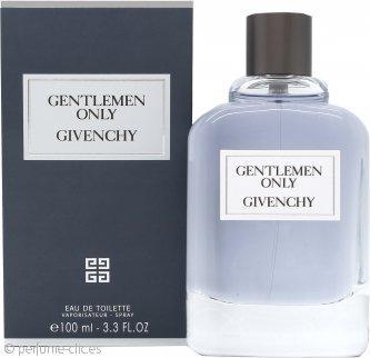 Givenchy Gentlemen Only Eau de Toilette 100ml Vaporizador