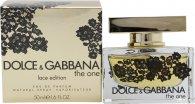 Dolce & Gabbana The One Lace Edition Eau de Parfum 50ml Vaporizador