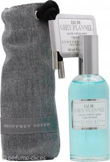 Geoffrey Beene Eau de Grey Flannel Eau de Toilette 60ml Vaporizador