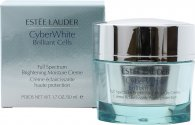 Estee Lauder CyberWhite Brilliant Cells Crema Hidratante Brillante 50ml