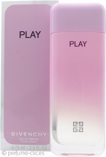 Givenchy Play For Her Eau de Parfum 75ml Vaporizador