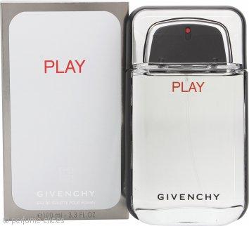 Givenchy Play Eau de Toilette 100ml Vaporizador