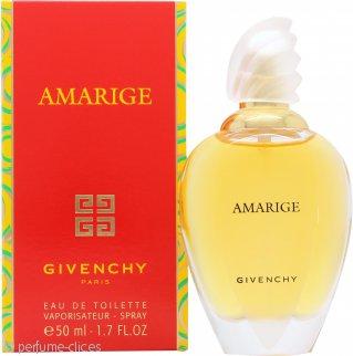Givenchy Amarige Eau de Toilette 50ml Vaporizador