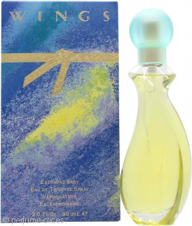 Giorgio Beverly Hills Wings Eau de Toilette 90ml Vaporizador