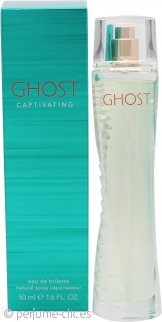Ghost Captivating Eau de Toilette 50ml Vaporizador
