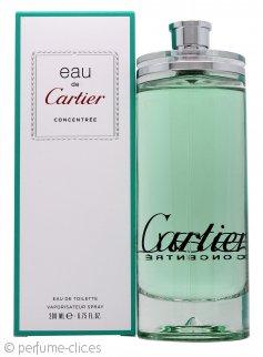 Cartier Eau De Cartier Eau de Toilette Concentrado 200ml Vaporizador