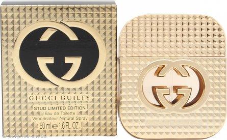 Gucci Guilty Studs Pour Femme Eau de Toilette 50ml Vaporizador