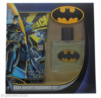 Batman Set de Regalo 50ml EDT + 150ml Gel de Ducha