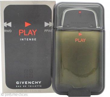 Givenchy Play Intense Eau de Toilette 100ml Vaporizador