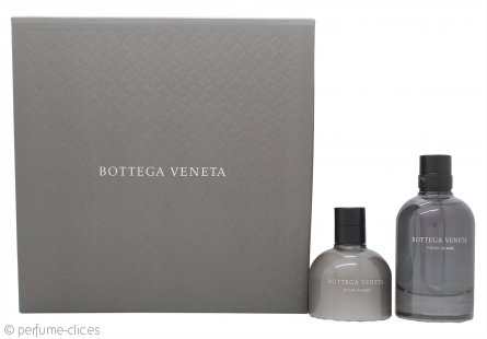 Bottega Veneta Pour Homme Set de Regalo 90ml EDT + 100ml Bálsamo Aftershave