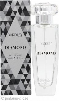 Yardley Diamond Eau de Toilette 50ml Vaporizador