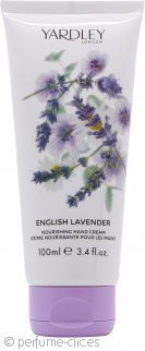 Yardley English Lavender Crema Manos y Uñas 100ml