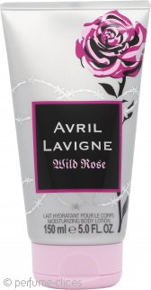 Avril Lavigne Wild Rose Loción Corporal 150ml