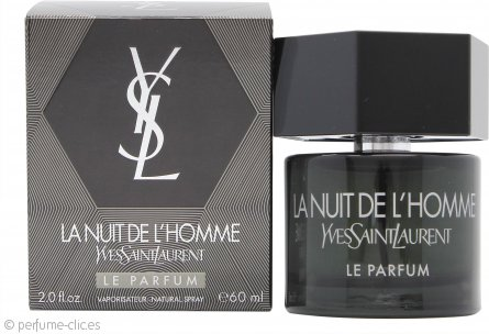 Yves Saint Laurent La Nuit de L'Homme Le Parfum 60ml Vaporizador