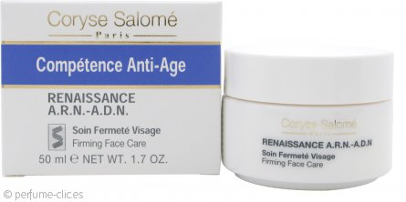 Coryse Salome Competence Anti-Age Cuidado Facial Reafirmante 50ml