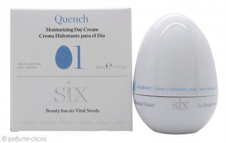 Six Cosmetics Désaltérer 01 Crema de Día Hidratante 50ml