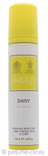 Yardley Royal English Daisy Body Vaporizador 75ml