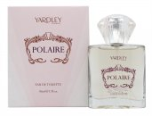 Yardley Polaire Eau de Toilette 50ml Vaporizador