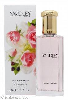 Yardley English Rose Eau de Toilette 50ml Vaporizador