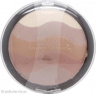 SUNkissed Glimmer Bronceador Compacto 19.5g