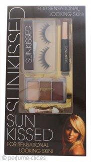 Sunkissed Lash Workshop 1 Set de Regalo – Pestañas Postizas + Adhesivo + Trío Sombra Ojos + Rimmel Negro