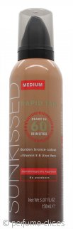 Sunkissed Rapid Mousse Broncedo 150ml Medio