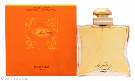 Hermes 24 Faubourg Eau de Parfum 100ml Vaporizador