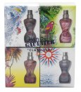 Jean Paul Gaultier Classique Summer Set de Regalo 4 x 3.5ml EDT Mini