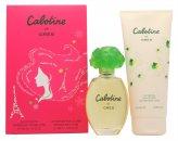 Gres Parfums Cabotine Set de Regalo 100ml EDT + 200ml Loción Corporal