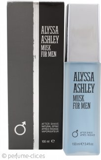 Alyssa Ashley Musk for Men Aftershave 100ml