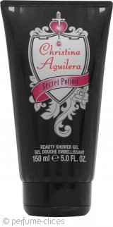 Christina Aguilera Secret Potion Gel de Ducha 150ml