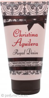 Christina Aguilera Royal Desire Loción Corporal 150ml