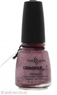 China Glaze Crackle Glaze Laca de Uñas Haute Metal 1046 14ml