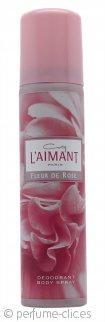 Coty L'Aimant Fleur De Rose Vaporizador Corporal 75ml