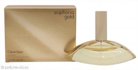 Calvin Klein Euphoria Gold Eau de Parfum 100ml Vaporizador