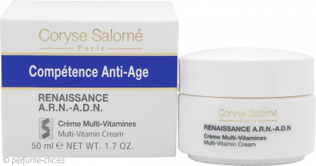 Coryse Salome Competence Anti-Age Crema Multi-Vitaminas 50ml