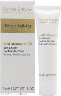 Coryse Salome Ultimate Anti-Age Gel de Contorno de Ojos Refinador 15ml